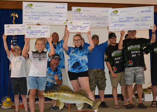 36th Annual Southtowns Walleye Association Derby
